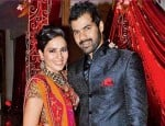Shabbir Ahluwalia and Kanchi Kaul proud parents to a baby boy!