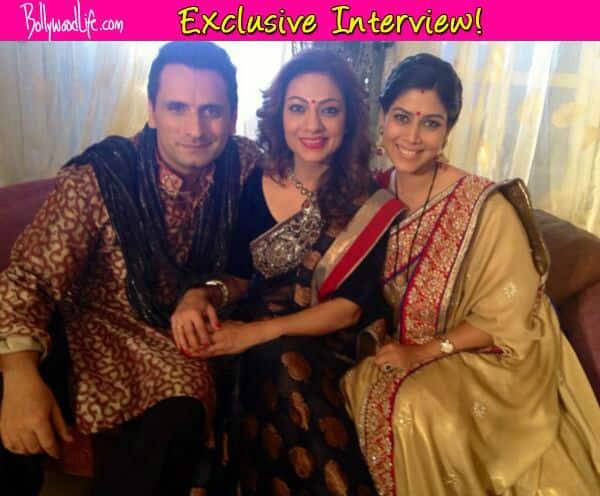 Jai Kalra: I am closer to Tarana and Sakshi from Bade Acche