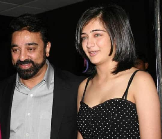Kamal Haasan: Akshara Haasan is in good hands