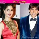 Ranveer Singh follows Katrina Kaif!