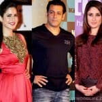 Kareena Kapoor Khan or Katrina Kaif-who looks better with Salman Khan? Vote!