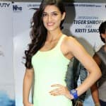 Has success gone to Kriti Sanon's head?