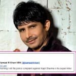 Kamaal R Khan deletes offensive tweet against Kapil Sharma