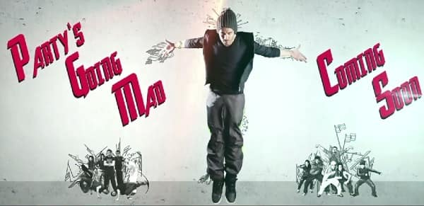 Mad About Dance song Party's Going Mad teaser: Saahil Prem to get the party started!