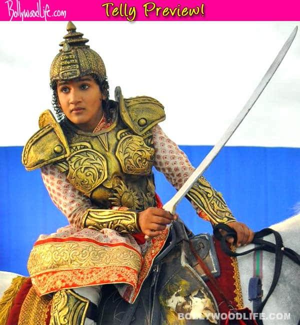 Bharat Ka Veer Putra..Maha Rana Pratap: Will Pratap kill Akbar?
