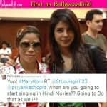 Priyanka Chopra to croon for Mary Kom!