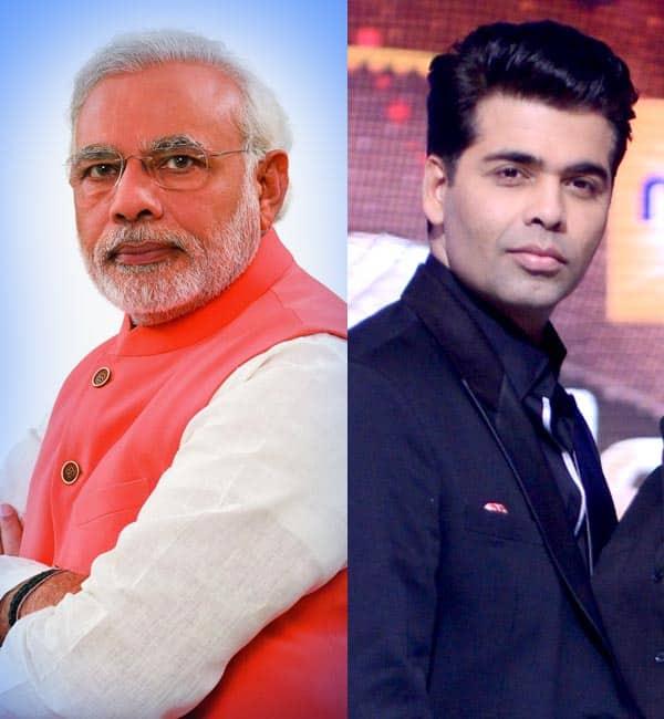 Karan Johar urges Narendra Modi to end homophobia