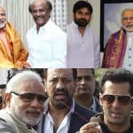 Union Budget 2014: Will Salman Khan and Rajinikanth benefit from Narendra Modi's friendship?