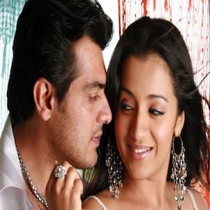 Trisha Krishnan in trouble for choosing Ajith over Vijay!
