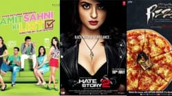 Amit Sahni Ki List, Hate Story 2, Pizza 3D