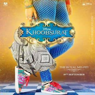 Khoobsurat first look: Sonam Kapoor looks a royal misfit in Rekha's cult film remake!