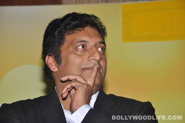 Prakash Raj: Bellamkonda Srinivas never behaved like a newcomer!