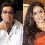 Why did Vidya Balan meet bengali superstar Prosenjit?