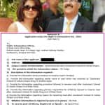 RTI filed to know the reason behind renaming a road after Priyanka Chopra's late father