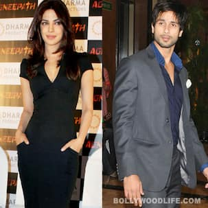 Is Shahid Kapoor following Priyanka Chopra's footsteps?