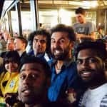 Ranbir Kapoor and Imtiaz Ali take a break from Tamasha to watch FIFA- View pic!