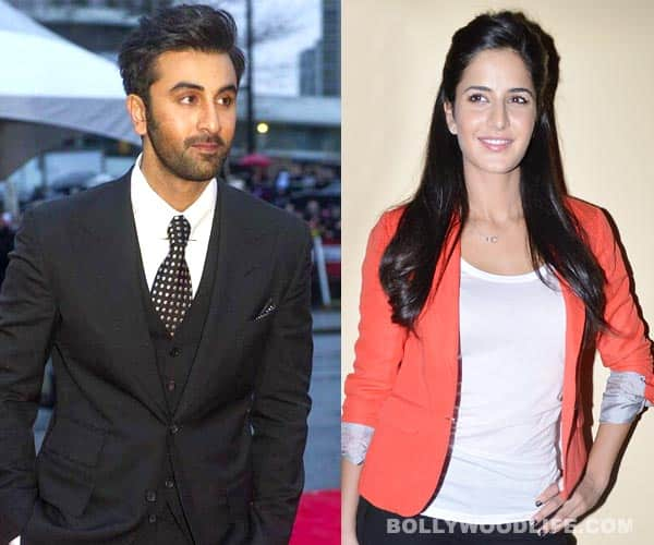 Ranbir Kapoor and Katrina Kaif to rent out a flat together!