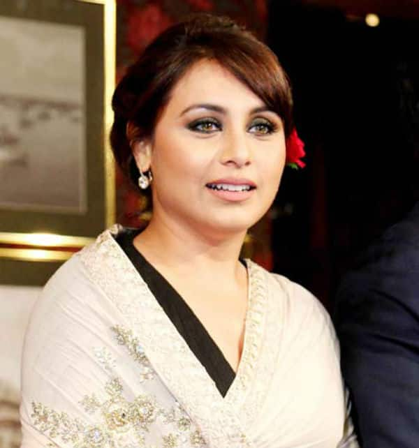 Rani Mukerji will retain her surname for her fans