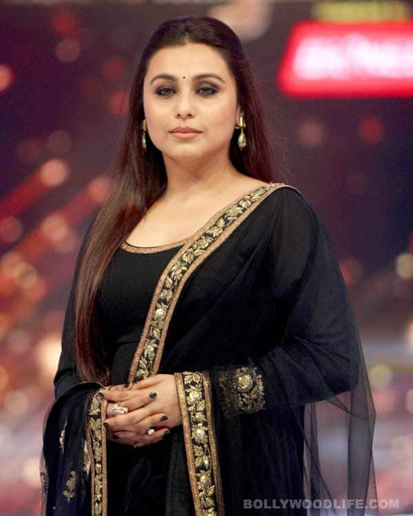 Rani Mukerji is NOT pregnant!