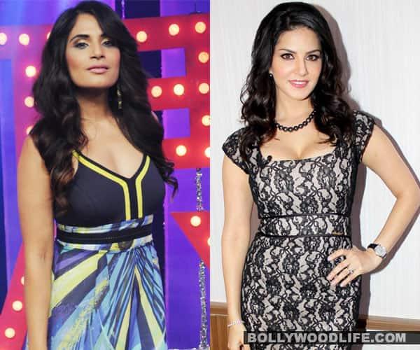 Richa Chadda refuses third film with Sunny Leone