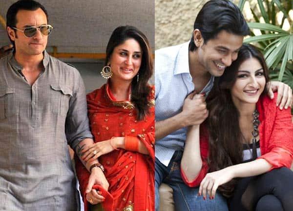 Kareena Kapoor and Saif Ali Khan were shocked at the news of Soha Ali Khan's engagement