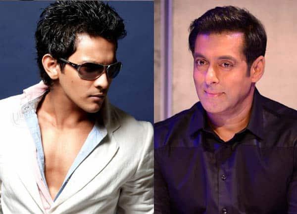 Aditya Narayan pays tribute to Salman Khan's Kick!
