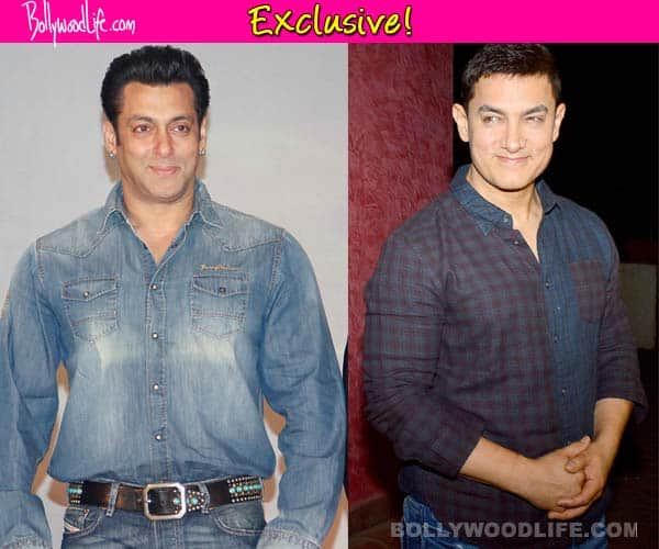 Salman Khan: I want Aamir Khan to listen to Hangover song!