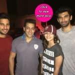 Alia Bhatt, Sidharth Malhotra, Karan Johar attend the special screening of Salman Khan's Kick- View pics!