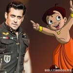 Salman Khan to promote Kick with Chhota Bheem!