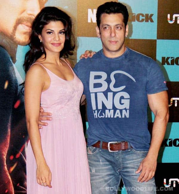 Salman Khan: Jacqueline Fernandez is the best choice for Kick!