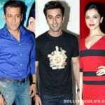 Salman Khan bans Ranbir Kapoor and Deepika Padukone from Kick's bash?