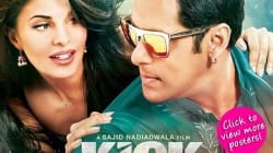 Kick new posters: Salman Khan and Jacqueline Fernandez look dashing!