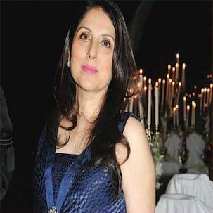 Samina Peerzada: I am a huge fan of Indian content