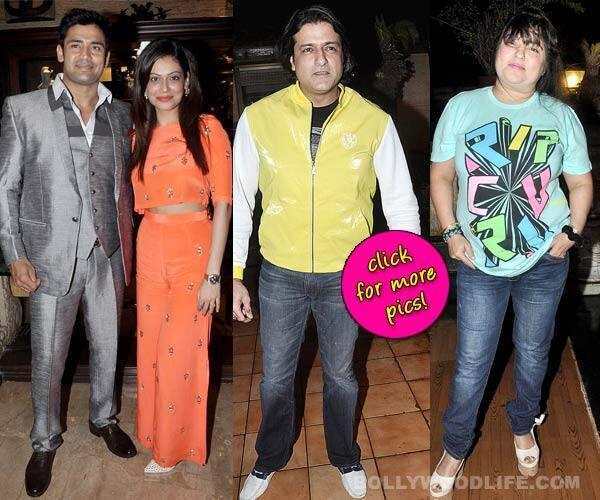 Armaan Kohli, Dolly Bindra, Payal Rohatgi spotted at Sangram Singh's birthday bash