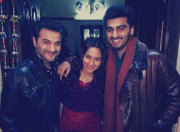 Arjun Kapoor and Sonakshi Sinha's Tevar to hit screens on January 9, 2015!