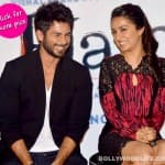 Shraddha Kapoor, Shahid Kapoor, Vishal Bhardwaj at Haider's trailer launch- View pics!