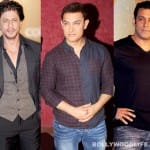 Shah Rukh Khan, Salman Khan and Aamir Khan's date diaries...