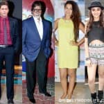 Bollywood bitten by FIFA bug: Shah Rukh Khan, Amitabh Bachchan, Alia Bhatt and Gauahar Khan high on football fever!