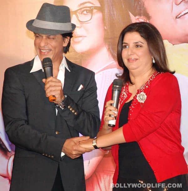 Shah Rukh Khan and Farah Khan's double bash on Eid for Happy New year team…