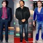 It's Shah Rukh Khan over Ajay Devgn for Rohit Shetty!