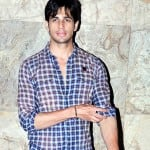 Sidharth Malhotra's weighty issues