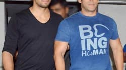 Why Salman Khan went for Sidharth Malhotra's house party ?