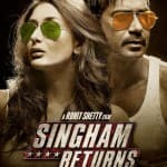 What does Ajay Devgn have to say about Singham Returns?