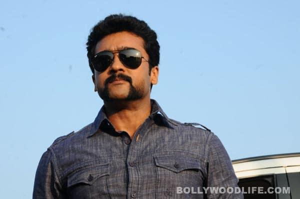 Surya to produce children's film