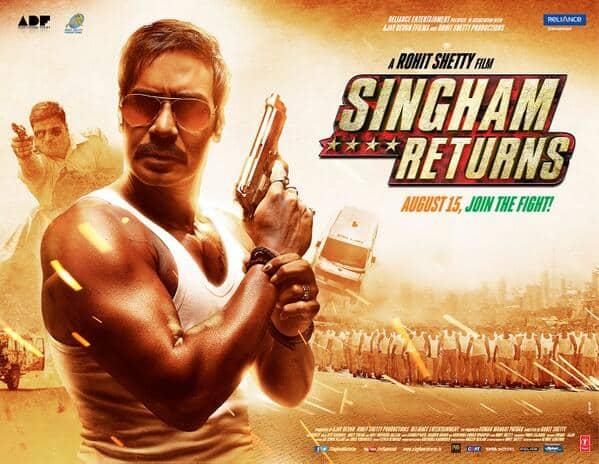 singham poster 3