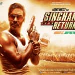 Singham Returns trailer: 30 punches, 12 lion roars and 10 car blasts, the Ajay Devgn starrer amplifies its masala ten fold!