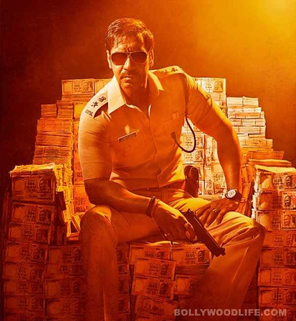 Ajay Devgn gets nostalgic while shooting for Singham Returns at Golconda fort!