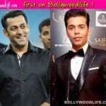 Karan Johar: Shhuddhi will star Salman Khan and will release Diwali 2016!