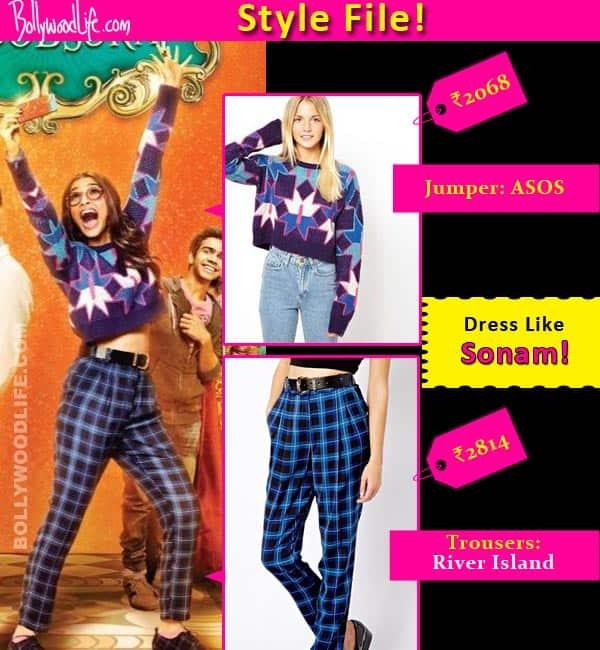 Style file: Get Sonam Kapoor's Khoobsurat look!
