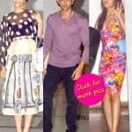 Karan Johar bash: The classy Sonam Kapoor,funky Alia Bhatt and stylish Hrithik Roshan-view pics!